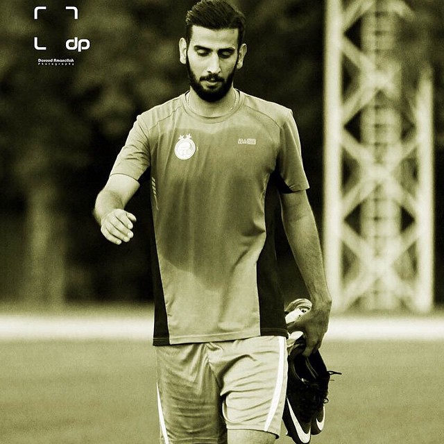 امین حاج محمدی