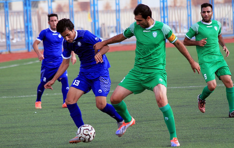 نقل وانتقالات دسته اول فصل96 نتایج بازیهای هفته هشتم لیگ دسته اول :: ورزش سه