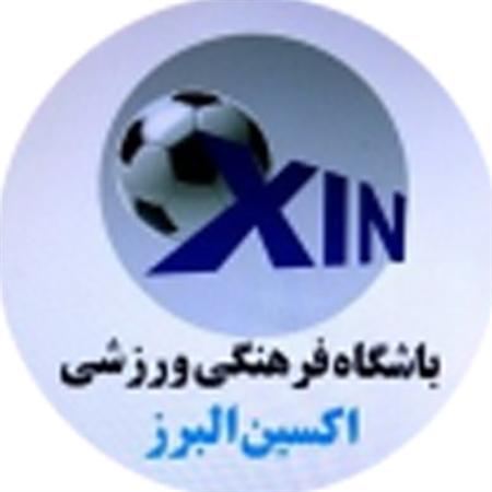 لوگو تیم اکسین البرز