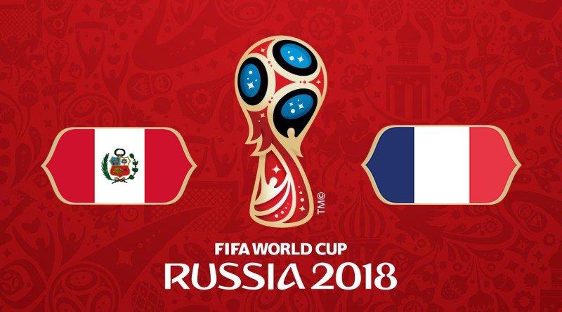 خلاصه بازی فرانسه 1 - پرو 0 (جام جهانی روسیه)
