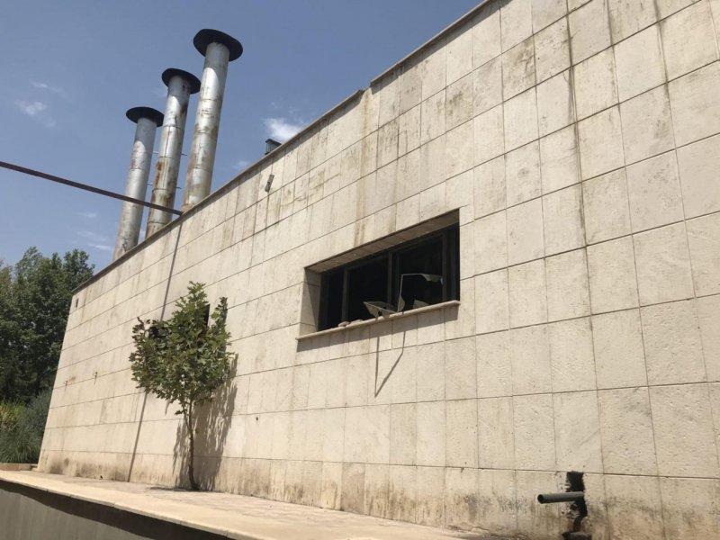 Image result for تصاویری از انفجار مجموعه انقلاب تهران