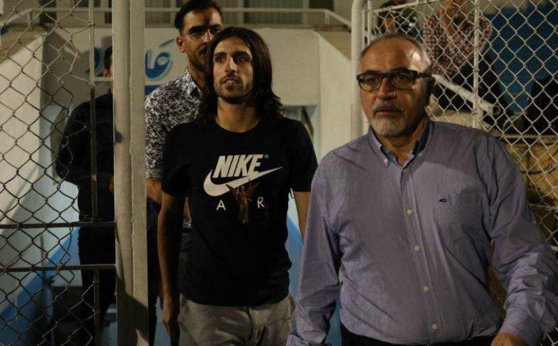 استقبال ویژه از طارق همام در تمرین استقلال (عکس)