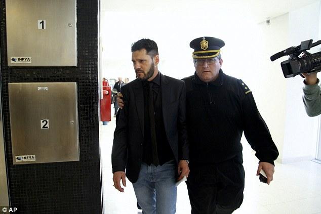برادر لیونل مسی به دوسال زندان محکوم شد