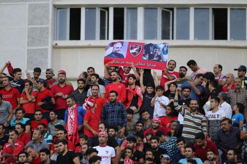 آرزوی سلامتی برای خیابانی و پادوانی در قائمشهر (عکس)