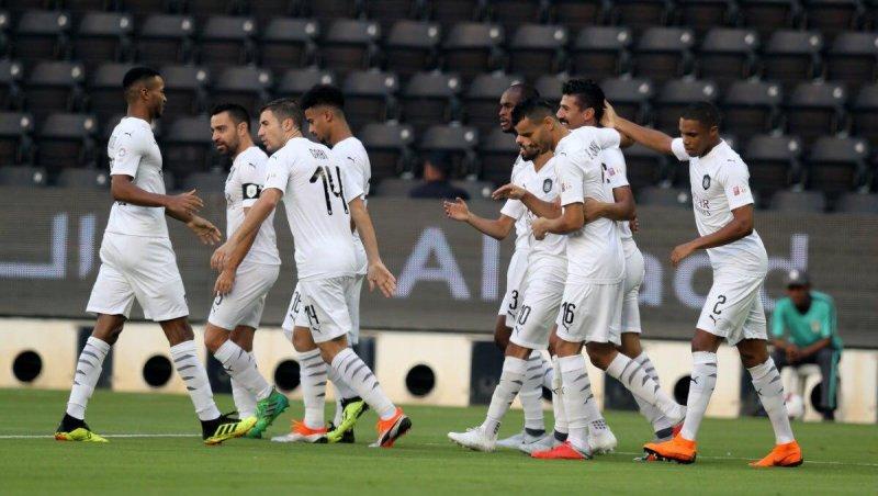 پیروزی پُر گل دیگر برای السد قطر