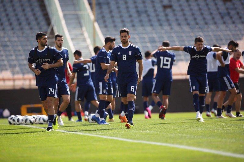 پورعلیگنجی در تیم ملی آماده فصل جدید میشود