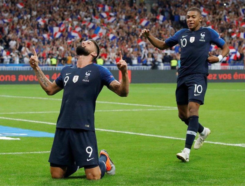 ترکیب اصلی فرانسه و ایسلند اعلام شد