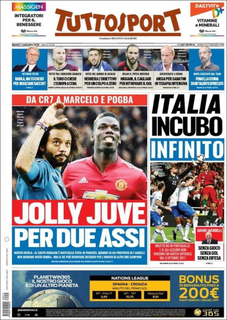 ژانویه؛ ماه حمله یووه به رئال مادرید و یونایتد (عکس)