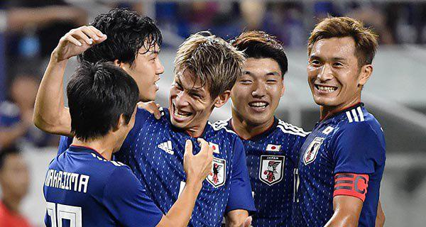 پیروزی قاطع ژاپن ناشناخته مقابل کاستاریکا
