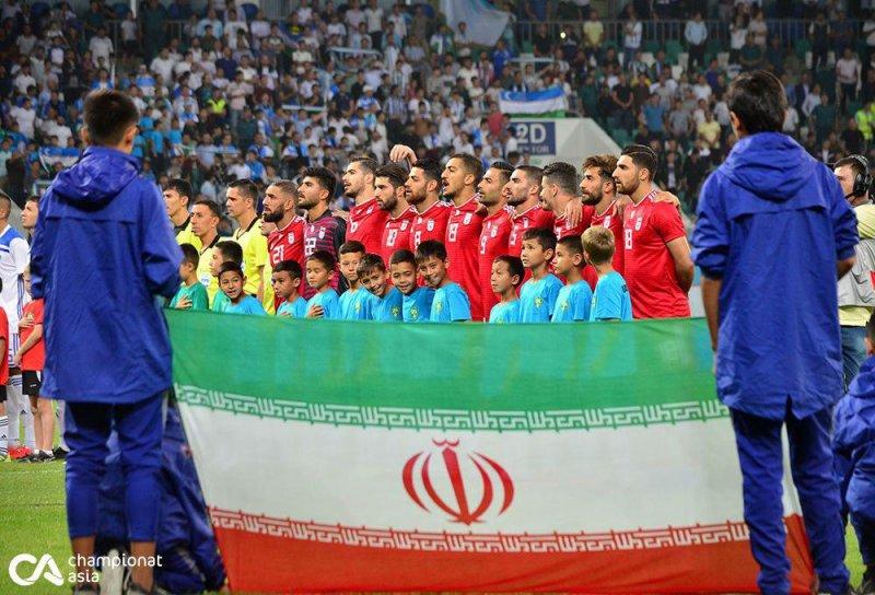 تیم ملی با ۶ تغییر؛ از پرتغال تا ازبکستان (عکس)