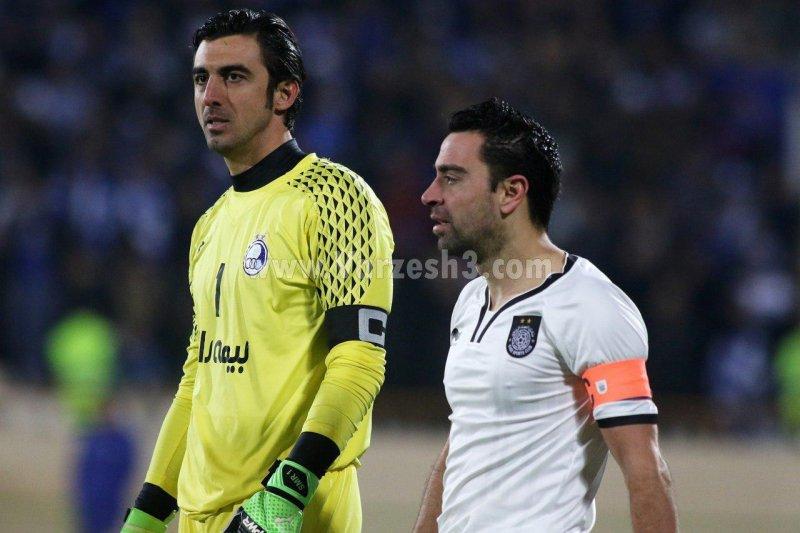 ایران کشور سوم ستاره سابق بارسلونا