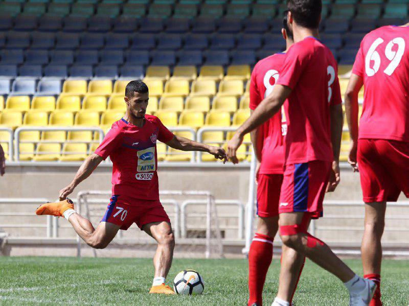 علیپور به دنبال سومین گل پیاپی در لیگ