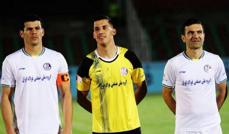 پورحمیدی: رویایم شماره یک تیم ملی است و الگویم تراشتگن