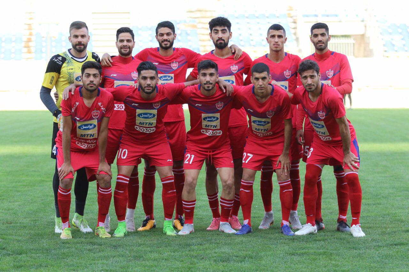 پیروزی سه گله پرسپولیس با کاپیتانی علیپور