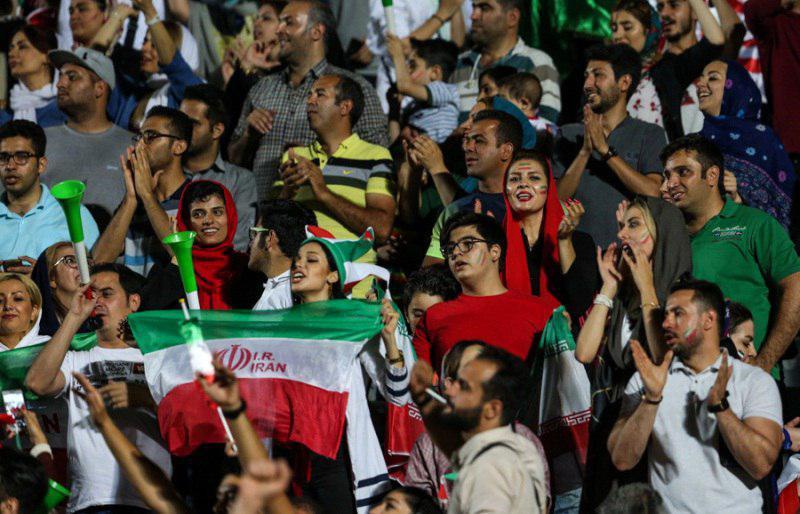 شورای تامین مجوز داد؛ زنان تماشاگر ایران- بولیوی :: ورزش سه