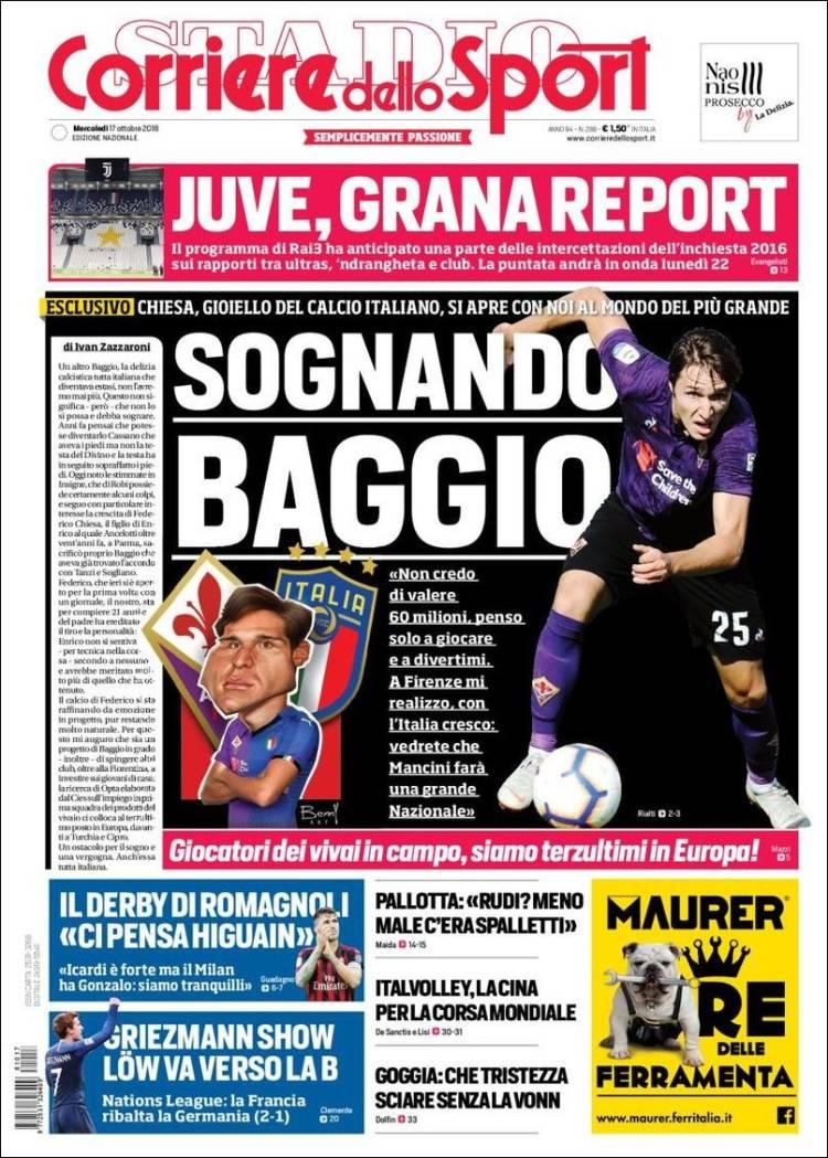 رویای ظهور باجوی جدید در فوتبال ایتالیا (عکس)