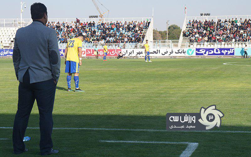 لبیک هواداران فوتبال آذربایجان به مهاجری (عکس)