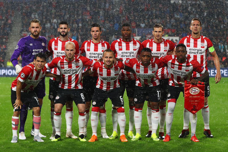 اقتدار بلامنازع PSV در هلند؛ 9 برد از 9 بازی