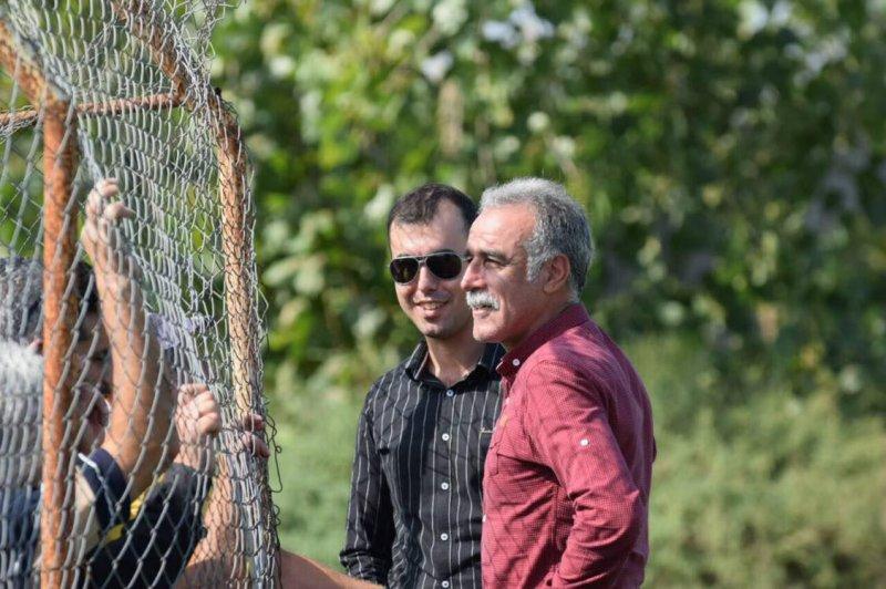 جلسه سرپایی احمدزاده و انزلیچیها (عکس)