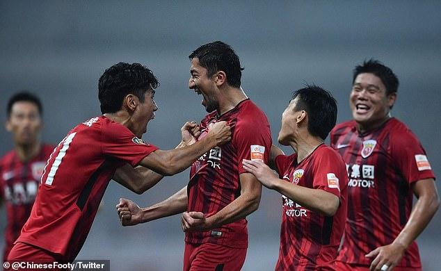 انتقال قدرت در فوتبال چین بعد از 7 فصل (عکس)