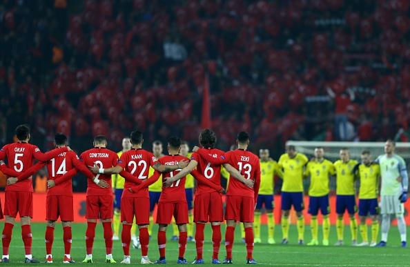 یک ناکامی دیگر برای فوتبال ترکیه (عکس)
