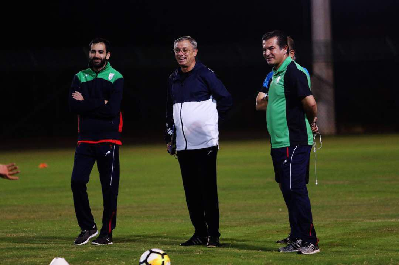 آغاز تمرینات ملی پوشان امید در عمان(عکس)