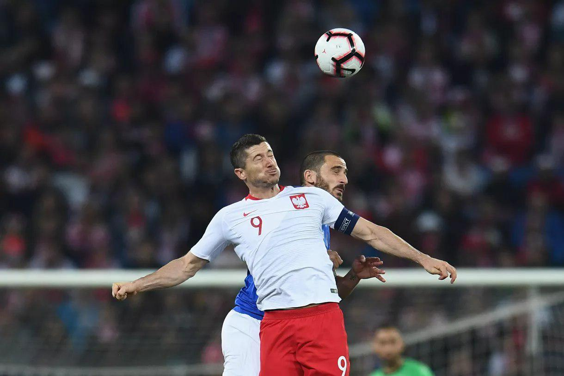 عدم حضور لواندوفسکی مقابل پرتغال به دلیل مصدومیت