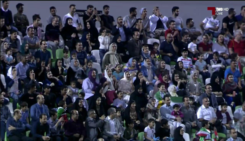 حمایت حداقلی با حداکثر ایرانیان ساکن قطر(عکس)