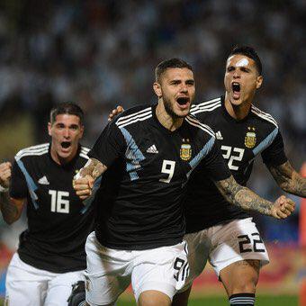 آرژانتین2-مکزیک0/ پیروزی آلبیسلسته با اولین گلهای ملی ایکاردی و دیبالا