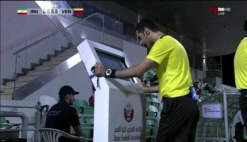 VAR با تیم ملی یار نیست (عکس)