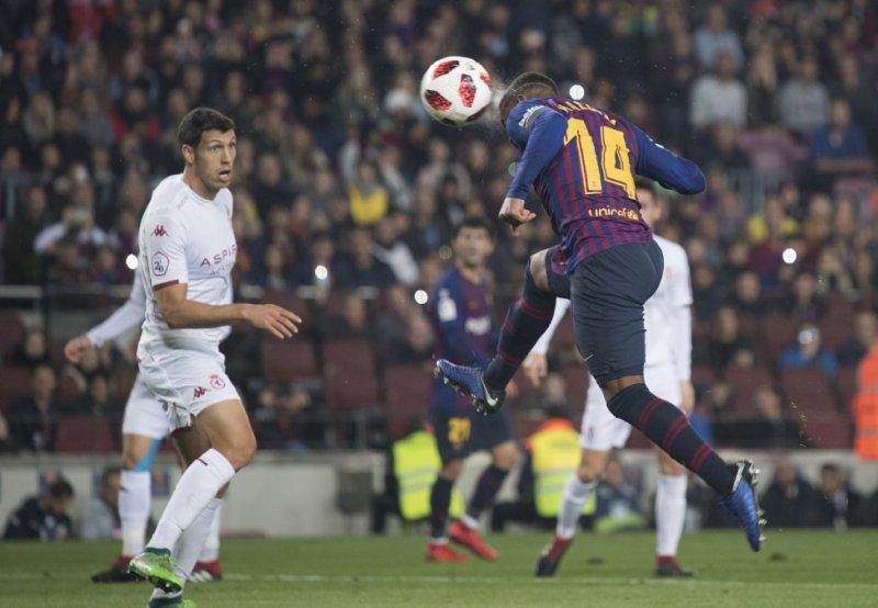 بارسلونا 4-1 لئونسا: صعود راحت آبی و اناری ها