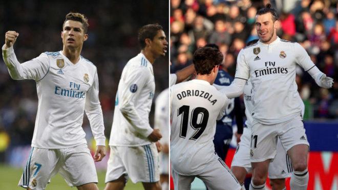 مورد جالب رئال مادرید در مقایسه با فصل گذشته