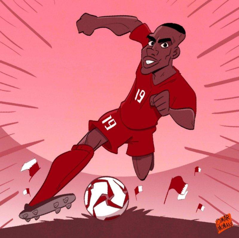 ,قطر,جام ملتهای آسیا 2019,تیم ملی قطر