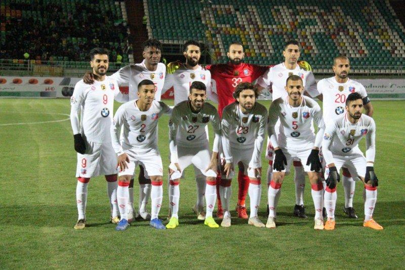 ماراتن 120 دقیقه در نصف جهان/ لیگ قهرمانان/ ذوبآهن ایران 0 - الکویت 0