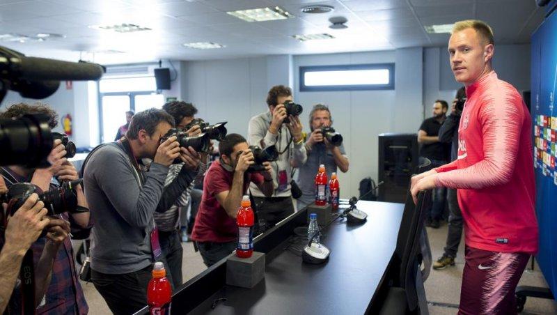 ,بارسلونا,مارک آندره   ترشتگن