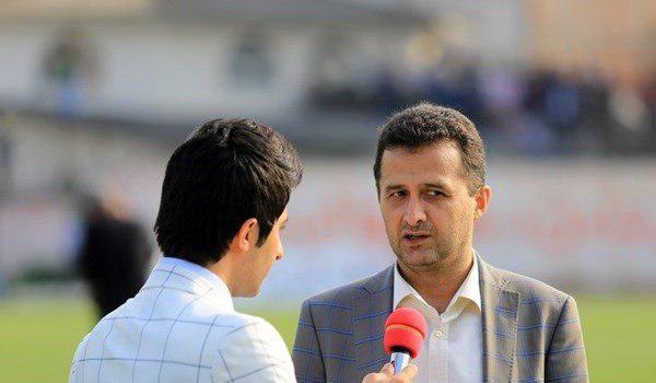 فریبر محمودزاده در مصاحبه با ورزش سه در خصوص جذب بازیکن تیم دسته اول