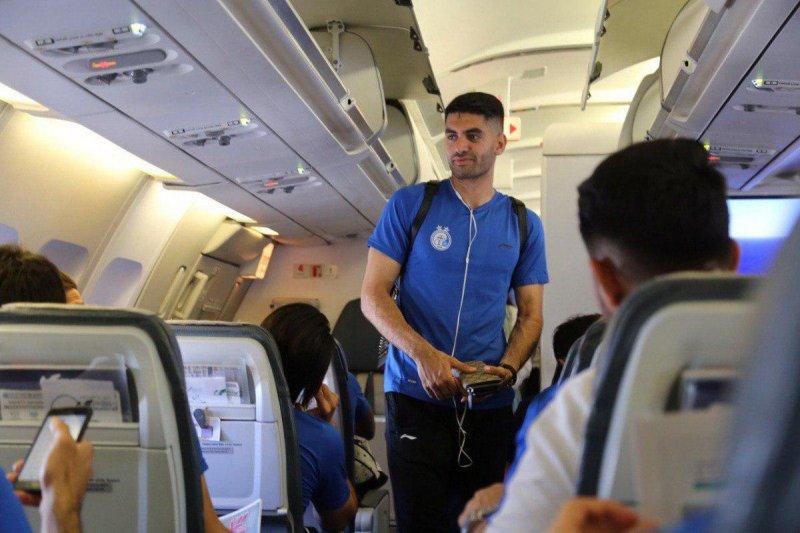 بازیکنان استقلال درسفر به امارات برای قهرمانان آسیا