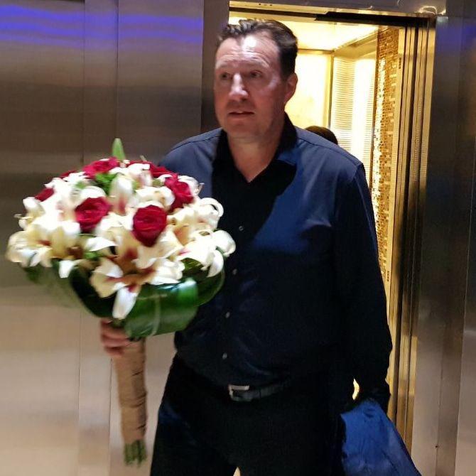 ویلموتس وارد ایران شد