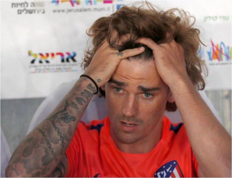 بارسلونا هیچ مذاکره ای با گریزمان نداشته است:: تبریز جوان
