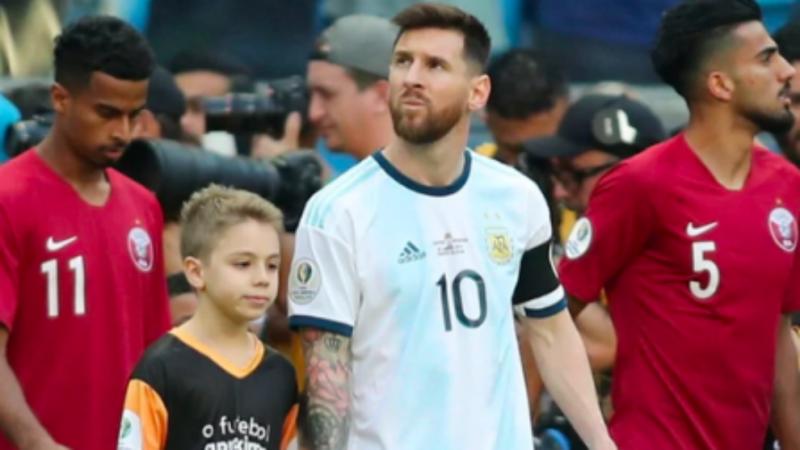 رفع یک اتهام قدیمی از مسی در تیم ملی آرژانتین:: تبریز جوان