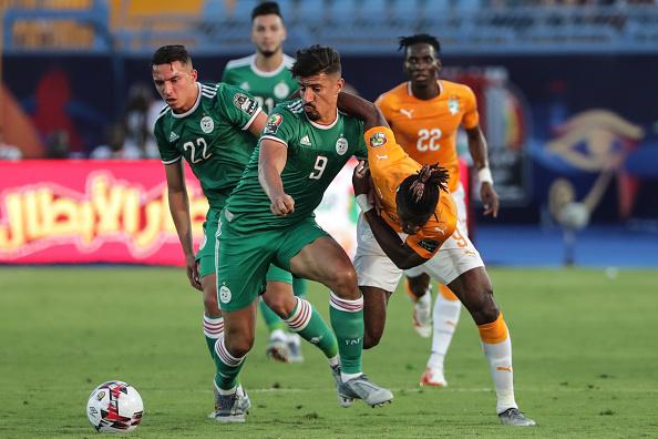 صعود الجزایر به نیمه نهایی جام ملت های آفریقا