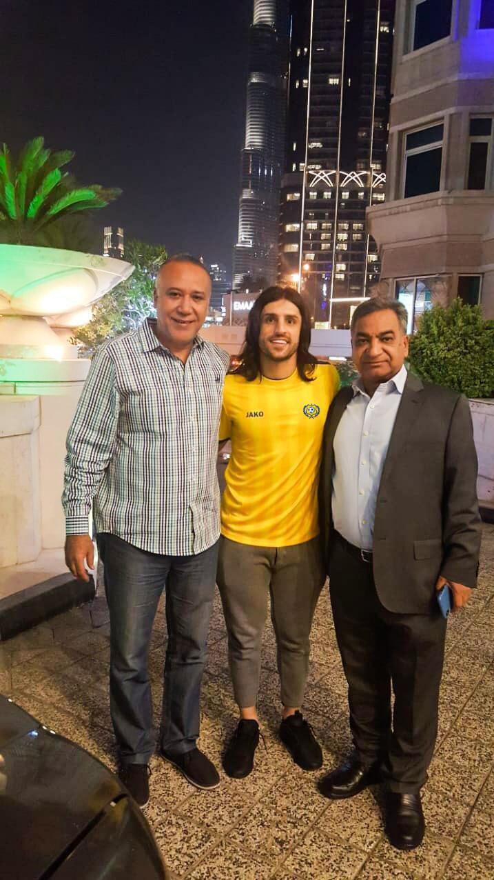 طارق همام در باشگاه مصری