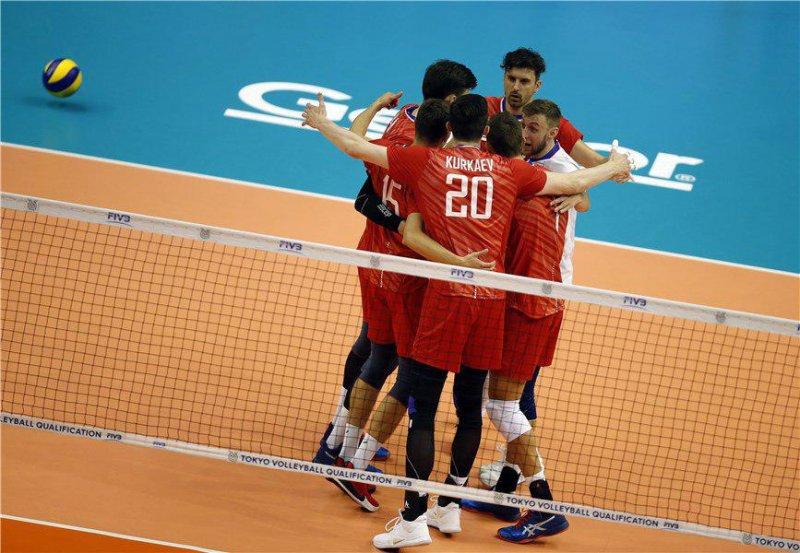 ایران 0 - روسیه 3؛ بلیت توکیو OK نشد!