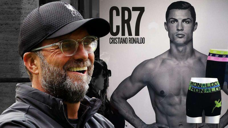 رونالدو سوژه شوخی کلوپ پیش از فینال چمپیونزلیگ :: ورزش سه