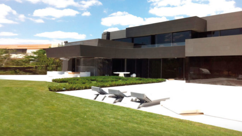 قیمت خانه هازارد در مادرید: 11 میلیون دلار!