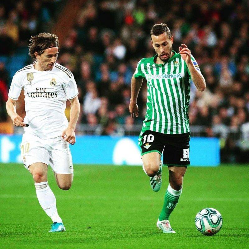 خلاصه بازی رئال مادرید 0 – بتیس 0