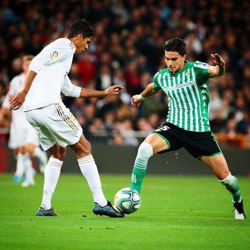 فوتبال - خلاصه بازی رئال مادرید 0 - بتیس 0