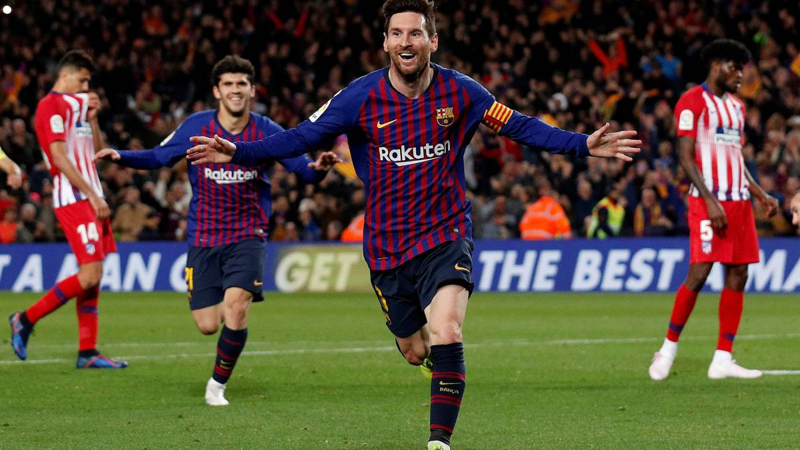 ساعت بازی امشب بارسلونا و اتلتیکو مادرید