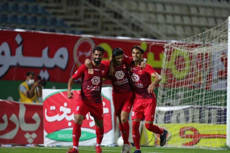 آمار خارق العاده ترابی در لیگ برتر/ ستاره پرسپولیس؛ 10 گله و 21 امتیازی!