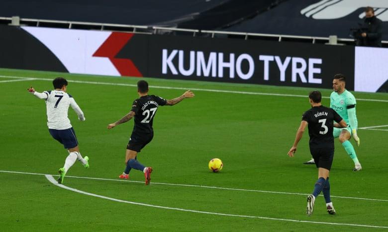 تاتنهام 2 - 0 سیتی؛ نبرد حیثیتی را مورینیو برد